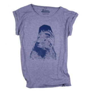 Glower ladies MTB tee - downhill only