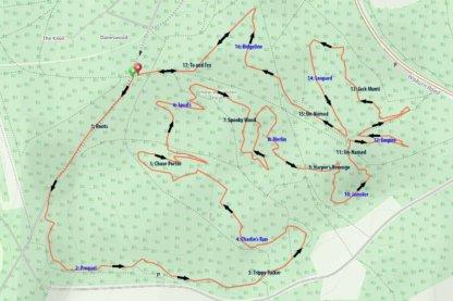 longslade trail woburn aspley woods
