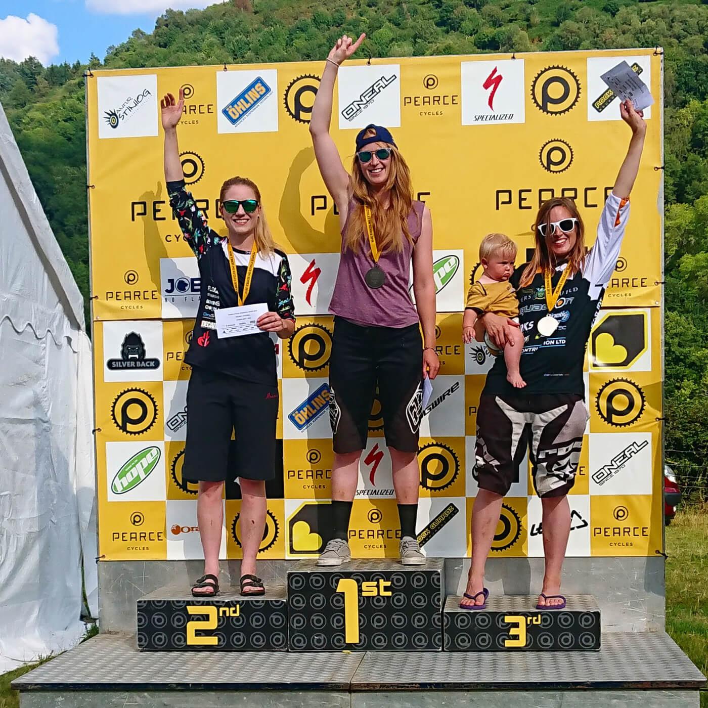 Emily Beckett Pearce Downhill Series Round 5 Bucknell