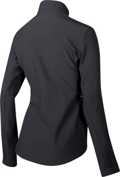Fox Women's MTB Attack Fire Softshell Jacket - Black