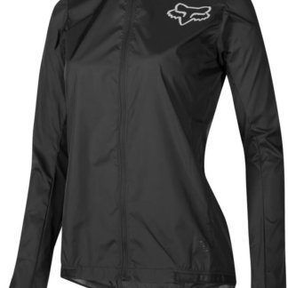 Fox Women's MTB Attack Wind Jacket Black