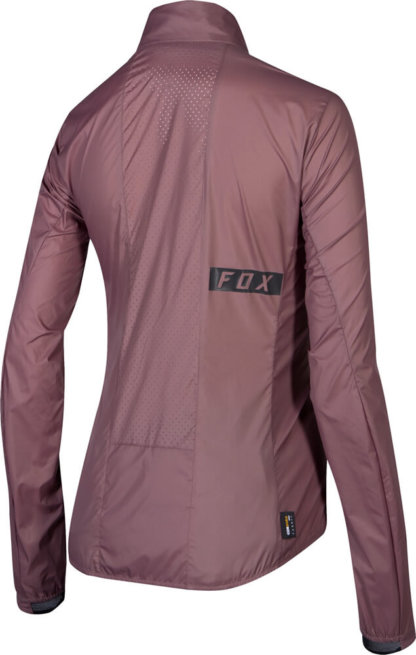 Fox Women's MTB Attack Wind Jacket - Rose
