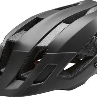 Fox Flux MTB Helmet - Black/Dusty Rose