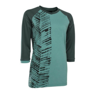 ION Women's Mid Sleeve Jersey - Scrub Amp - Sea Green