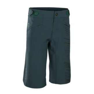 ION Women's MTB Shorts - Scrub Amp - Green
