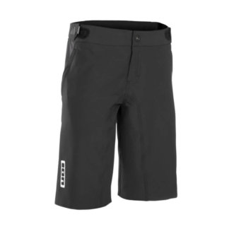 ION Women's MTB Shorts - Traze Amp - Black