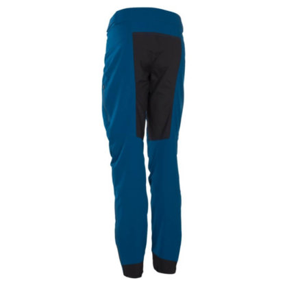 ION Women's MTB Softshell Trousers - Ocean Blue