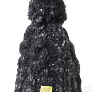 FINDRA Bobble Hat - Granite