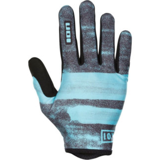 ION Bike Gloves Dude Full Finger Gloves - crystal blue