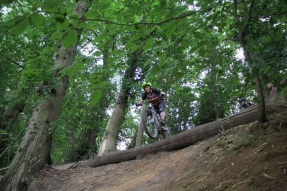Advanced MTB Skills Courses - Drop Offs