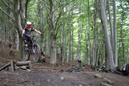 Advanced MTB Skills Courses