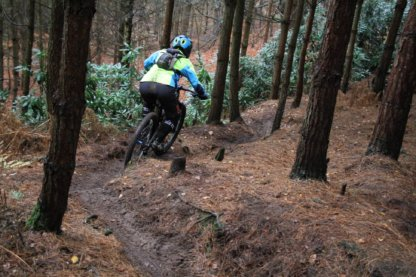 Advanced MTB Skills Courses - Steep Technical Descents