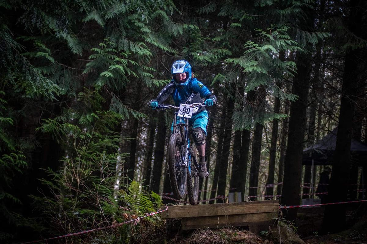 Amy Jones 2019 Flow MTB Team Rider - Surviving Supertavi