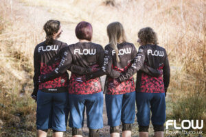 Flow MTB women's MTB race team 2019