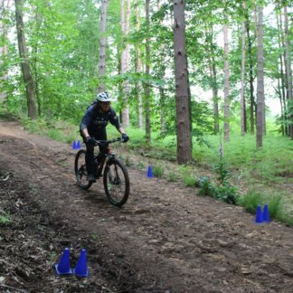 Introduction to Mountain Biking - Controlling Speed