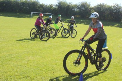 Introduction to Mountain Biking - Core Skills Loop