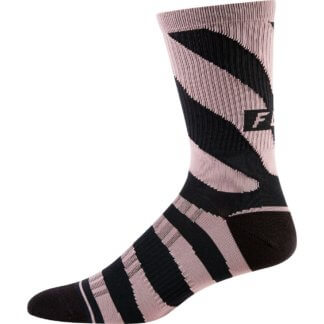 Fox womens 8 inch trail sock purple haze