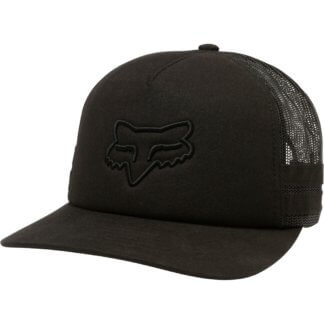 Fox women's Head Trik hat black