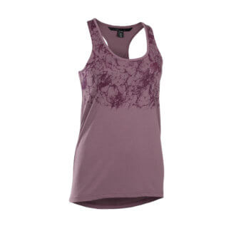 ION Women's MTB Vest - Seek - Purple