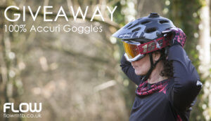 Sponsor giveaway 100% goggles