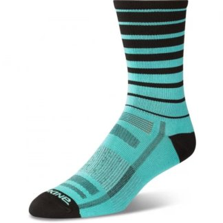Dakine-SINGLETRACK-SOCK-ELECTRIC-MINT-Flow-MTB