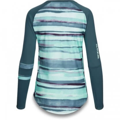 Dakine Xena womens long sleeve MTB jersey in stargazer
