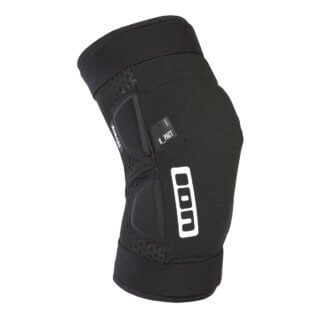 ION K Pact Knee Pads in Black | MTB Knee Protection