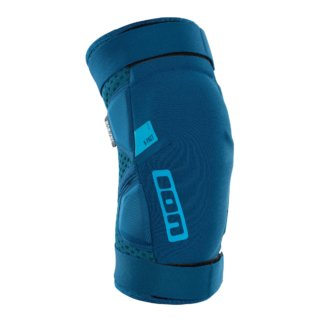 ION K Pact Knee Pads in Ocean Blue | MTB Knee Protection