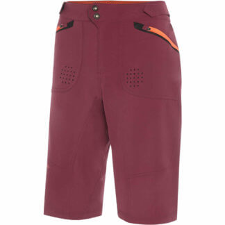 Madison Flux women's MTB shorts burgundy