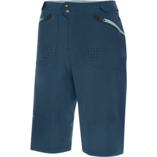 Madison Flux women's MTB shorts blue