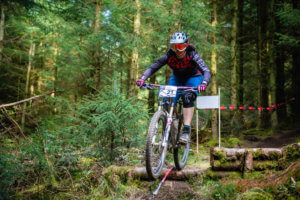 heather kay round 1 welsh enduro series 2019