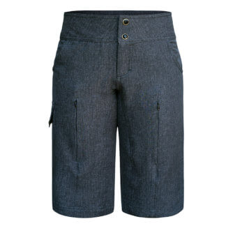 SHREDLY MTB Long Denim Shorts 2019