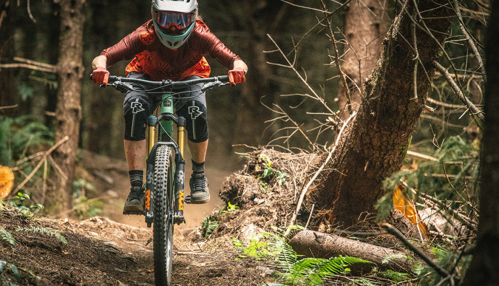 Race Face 2019 women's MTB collection available now at Flow MTB