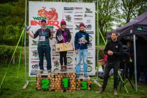 heather kay flow mtb round 2 welsh enduro series 2019