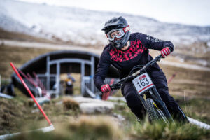 Rebecca Smith, Flow MTB, National Downhill Series Round 2, Fort William 2019
