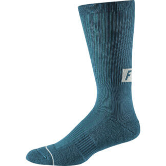 FOX TRAIL CUSHION SOCK MAUI BLUE - Flow MTB