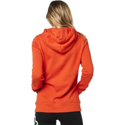 Fox Women's Classic Hoody in Orange from Flow MTB
