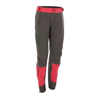 ION Women's MTB Softshell Trousers - Brown