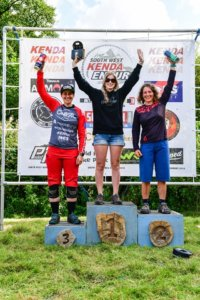 Amy Jones South West Kenda Enduro