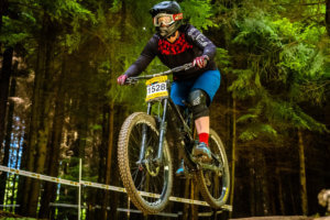 Rebecca Smith, Flow MTB - Pearce series round 4 2019 Bucknell