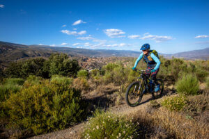 Flow MTB women's MTB trip with Pure Mountains to Sierra Nevada