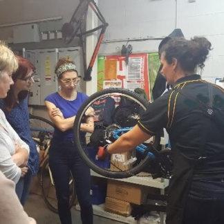 Women's Maintenance Evening