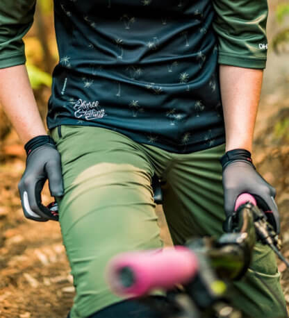 DHaRCO Women's MTB Gravity Shorts - Camo