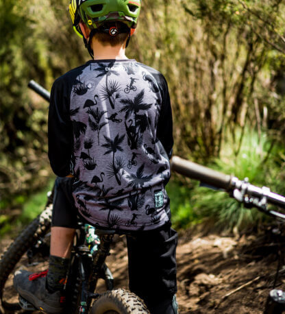 DHaRCO Youth Jersey Party Stealth