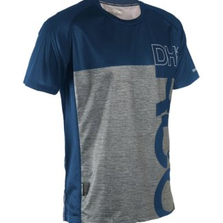 DHaRCO MENS SHORT SLEEVE JERSEY STEEL BLUE